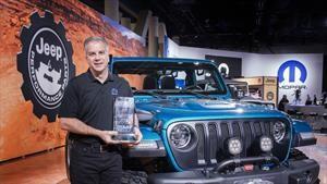 Jeep Wrangler es el Hottest SUV del SEMA Show 2019