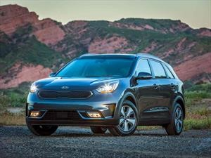 KIA Niro elegido como Green SUV of the Year 2018