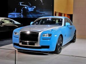 85% de los Rolls Royce vendidos a nivel mundial son personalizados