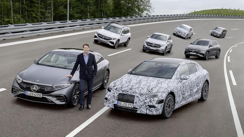 Mercedes-Benz se convertirá en una marca 100% eléctrica para el 2030