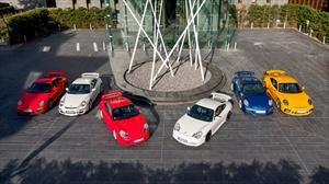 Porsche celebra dos décadas de deportividad con el 911 GT3
