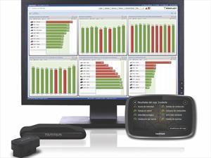 TomTom presenta su nueva solución de gestión de flotas OptiDrive 360