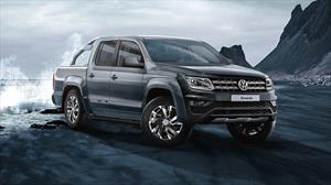 Volkswagen Amarok Dark Label 2020 en Chile, edición especial para los más fanáticos