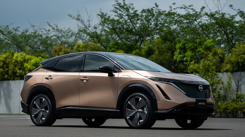 Nissan Ariya 2021, el SUV eléctrico que competirá con el Tesla Model Y