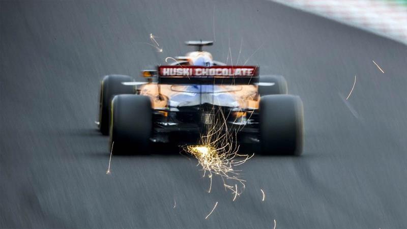 F1 2020 nuevamente en problemas