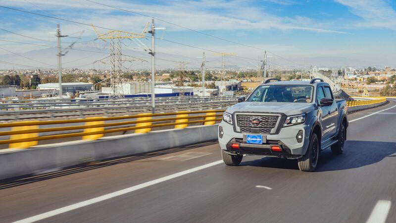 Nissan Frontier 2021 a prueba, sin duda seguirá siendo la pickup más vendida