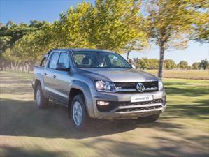 Volkswagen Amarok, especial para CREA y AAPRESID