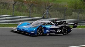 Volkswagen ID R es el eléctrcio más rápido de Nürburgring
