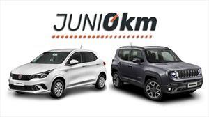 Junio 0km: Las bonificaciones de FIAT y Jeep