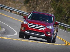 Test drive: Ford Escape 2018