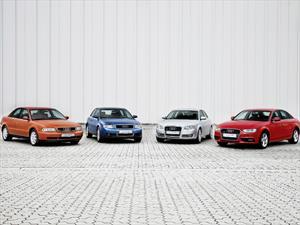 Audi A4 cumple 20 años