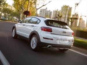 Qoros 3 City SUV, el nuevo utilitario de la marca china