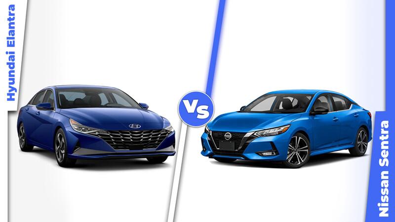 Hyundai Elantra vs Nissan Sentra, ¿Cuál consideras que sea el mejor?