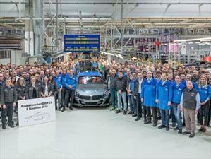 BMW inicia la producción del Z4 2019
