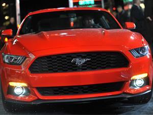 Ford Mustang 2015 obtiene 5 estrellas en las pruebas de choque de la NHTSA