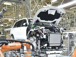 Spartanburg comienza a fabricar los primeros BMW X7