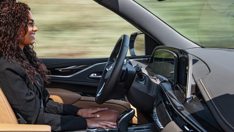 General Motors aumenta las funciones del Super Cruise, el sistema de conducción autónoma