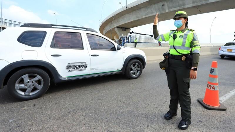 Casi 10 mil comparendos por transporte ilegal se han impuesto en Bogotá