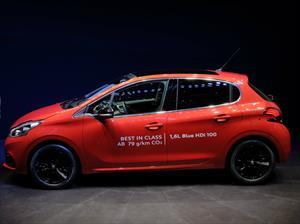 El Peugeot 208 2016 se actualiza
