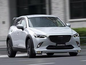 Mazda CX-3 por AutoExe debuta