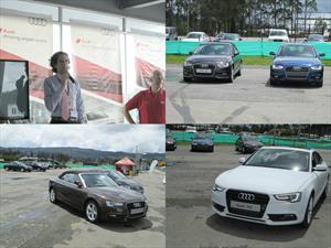 Audi Driving Experience 2014: una increíble experiencia