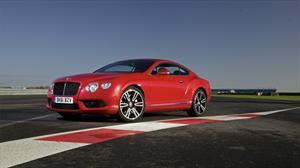 Bentley Continental GT y GTC V8 debutan en Detroit 2012