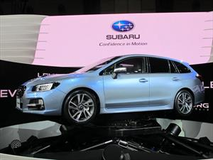 Subaru Levorg Concept debuta