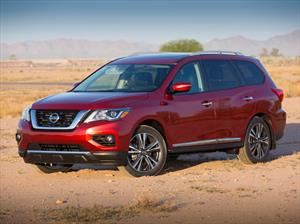 La Nissan Pathfinder se actualiza para 2017
