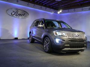 Ford Explorer 2016 se presenta