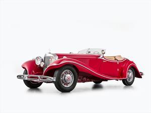 Un Mercedes Benz 500K robado en la II Guerra Mundial sale a la venta