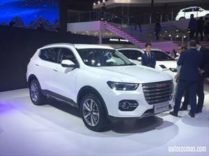 Haval H6 hace su debut oficial en Shanghai
