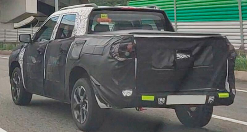 Nueva Chevrolet Montana ya está en la calle