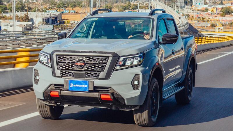 Exclusivo: Test a la renovada Nissan Frontier 2021