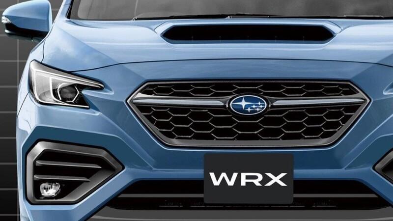 Nuevo Subaru Impreza WRX: ¿Será así?