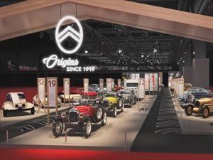 Rétromobile 2019 festeja los 100 años de Citroën
