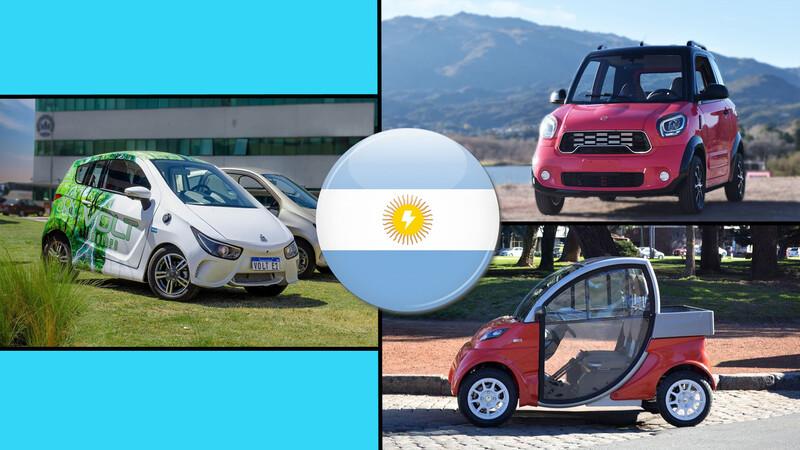 Los autos eléctricos que se fabrican en Argentina