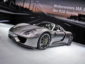 Porsche 918 Spyder: El buque insignia se presenta