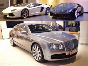 Se acabó la espera: Bentley y Lamborghini llegan oficialmente a Chile