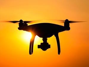 Utilizan drones para recuperar autos robados en la CDMX