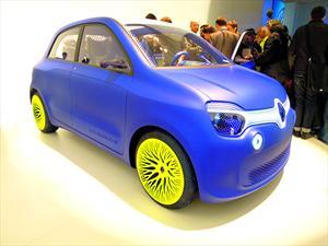 Renault Twin´Z Concept: Diseño y Tecnología de vanguardia