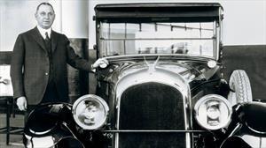 Walter Chrsyler, el hombre que cambió las locomotoras para convertirse en fabricante de autos