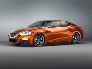 Nissan Sport Sedan Concept pasa examen en el NAIAS 2014