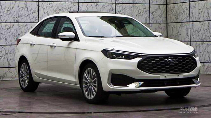 El Ford Escort chino podría seguir los pasos del Territory