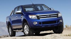 Ford Ranger recibe 5 estrellas en la Euro NCAP