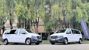 Nuevas minivanes de Mercedes-Benz