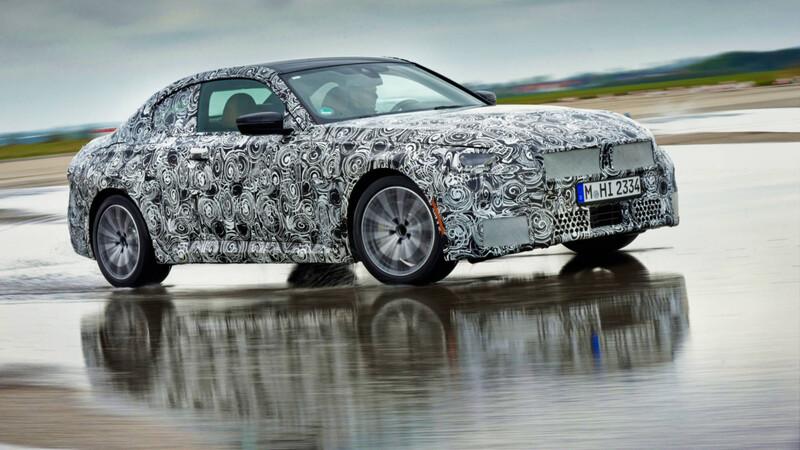 Nuevo BMW Serie 2 Coupé se empieza a mostrar