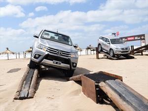 Verano 2017: Toyota renueva su presencia en Pinamar