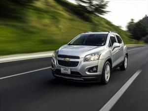 Chevrolet Trax LTZ 2013 a prueba
