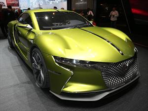 DS E-Tense, charme superdeportivo y eléctrico