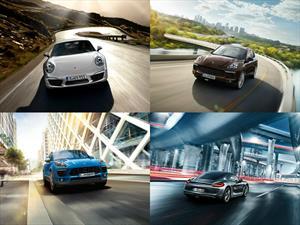 Porsche aumenta sus ventas en junio de 2015